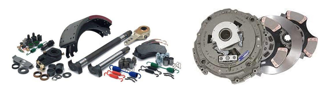 Brakes, Clutch, Components and Assemblies - General Truck Parts & Equipment