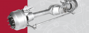 CT-14/CT-16 Front Driving Axle